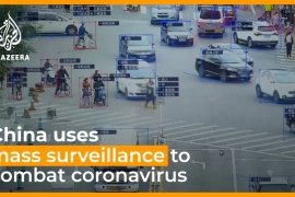Coronavirus: China uses facial recognition and infrared scanners? [Daylife]