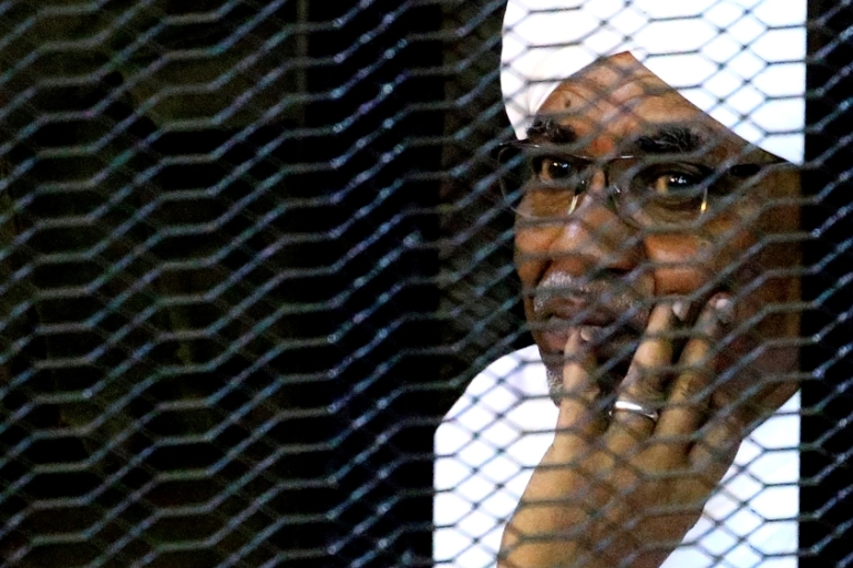 'The new leaders of the country must address Omar al-Bashir's legacy through democratic and economic reforms,' Gasim, professor of political science and middle east politics, said [Mohamed Nureldin Abdallah/Reuters]