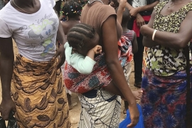 Sexual and gender-based violence affects thousands of women and girls each year in Sierra Leone [File: Manika Kamara/AP]