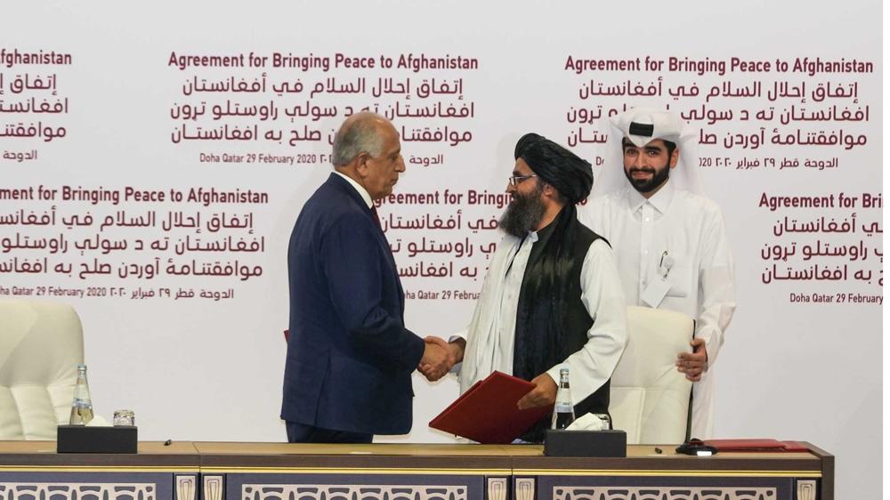 Biden administration to review US-Taliban deal | Conflict News | Al Jazeera