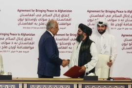 Washington struck a deal with the Taliban in Qatar last year to begin withdrawing its troops in return for security guarantees from the armed group [File: Sorin Furcoi/Al Jazeera]