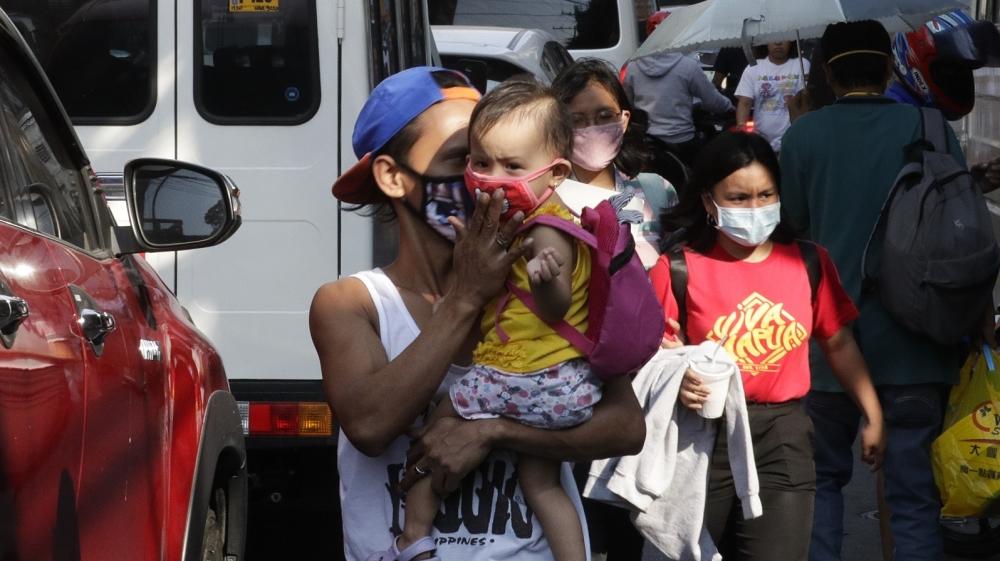 Philippines 'ill-prepared' as it grapples with coronavirus threat | China |  Al Jazeera