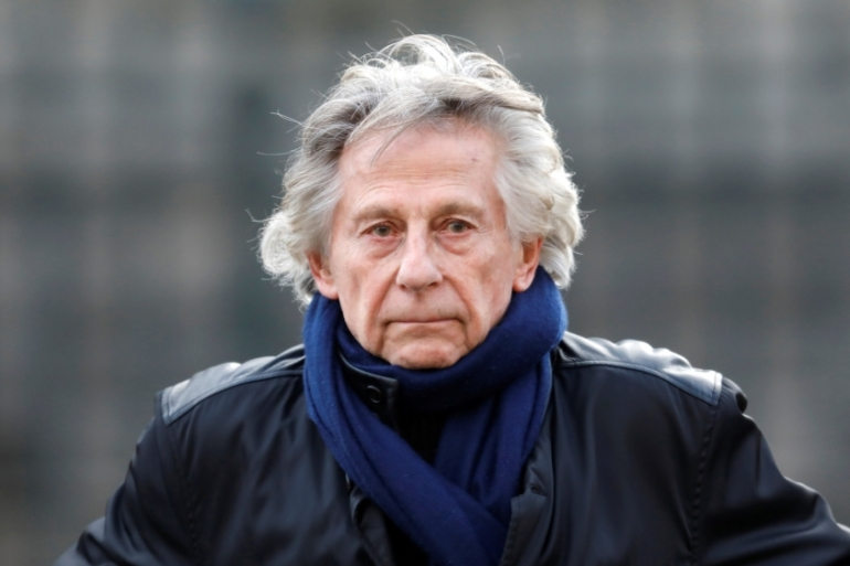 Polanski has been wanted in the US for the statutory rape of a 13-year-old girl since 1978 and is persona non grata in Hollywood [File: Charles Platiau/Reuters]