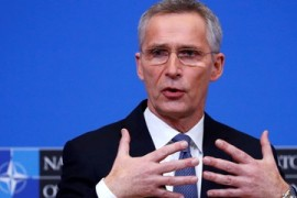 NATO urges Russia, Turkey to halt Idlib attacks