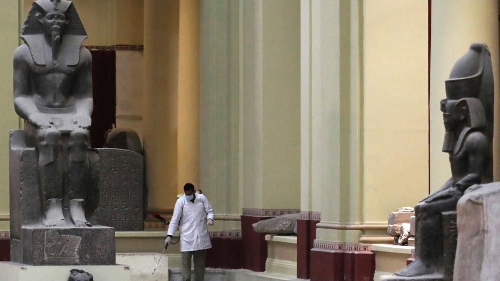 Egypt Imposes Nighttime Curfew To Slow Coronavirus Coronavirus Pandemic News Al Jazeera