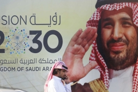 Under Crown Prince Mohammed bin Salman, the kingdom's de facto ruler, Saudi Arabia has detained activists, religious leaders and royal family members in a sweeping crackdown on dissent over the last three years [File: Amr Nabil/AP]