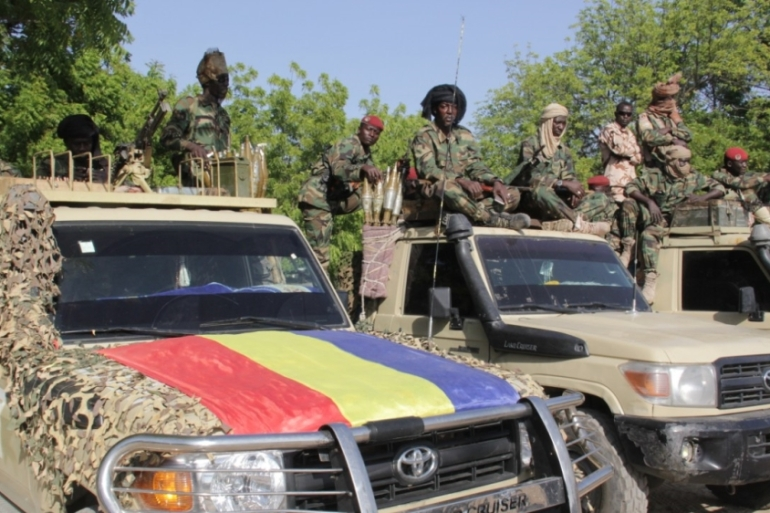The Central African Republic regularly accuses its northern neighbour of supporting armed rebel groups from inside Chad [File - Audu Marte/AFP]