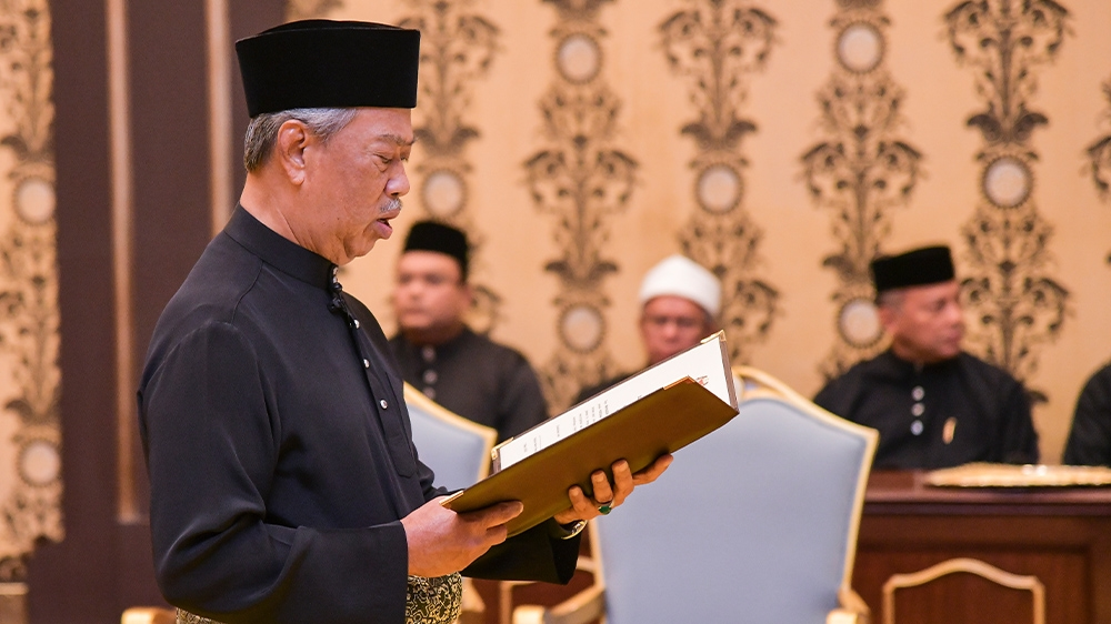 Muhyiddin becomes Malaysia prime minister, Mahathir vows to fight | Malaysia  | Al Jazeera
