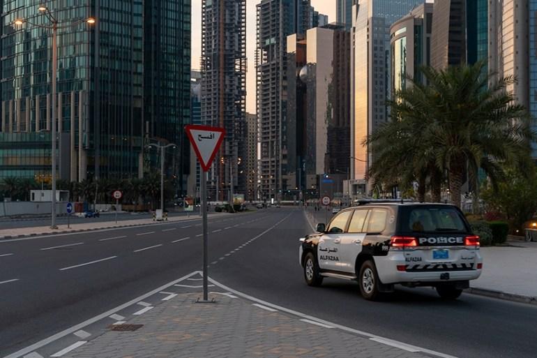 Qatar has imposed a series of measures to contain the coronavirus outbreak [Sorin Furcoi/Al Jazeera]