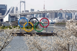 The Olympic Games were originally scheduled to start in July this year [Yukihito Taguchi/USA Today Sports]