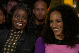 Dispelling the post-racism myth – Eniola Aluko and Afua Hirsch