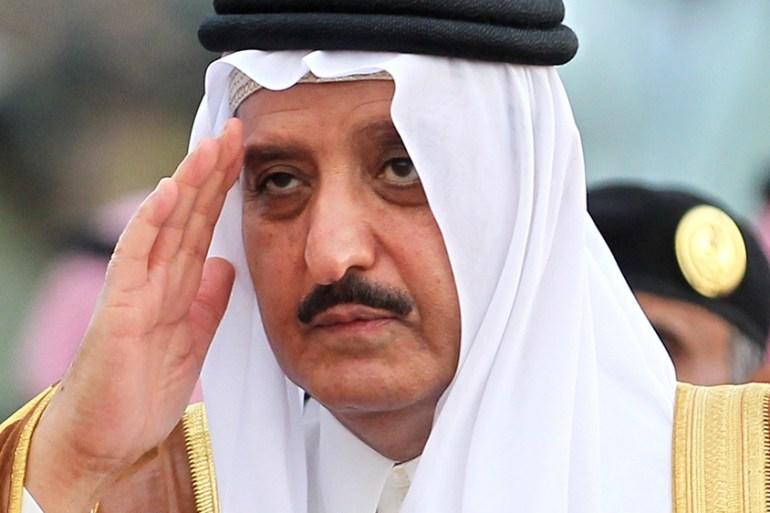 Profile King Salman S Youngest Brother Ahmed Bin Abdul Aziz Saudi Arabia Al Jazeera