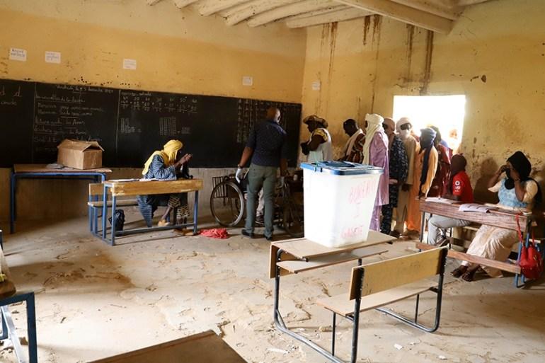 2020 Malian parliamentary election