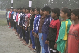 India's Offside Girls | Close Up
