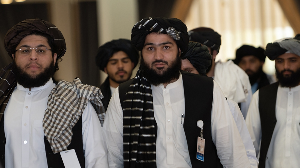 www.aljazeera.com: Taliban blames Kabul, Washington for not abiding by Doha deal