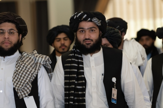 Last week, the Taliban issued an 'open letter' calling on Washington to pull out the troops [File: Sorin Furcoi/Al Jazeera]