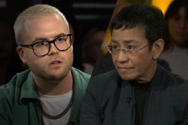 Is Big Tech the New Empire? – Maria Ressa and Christopher Wylie