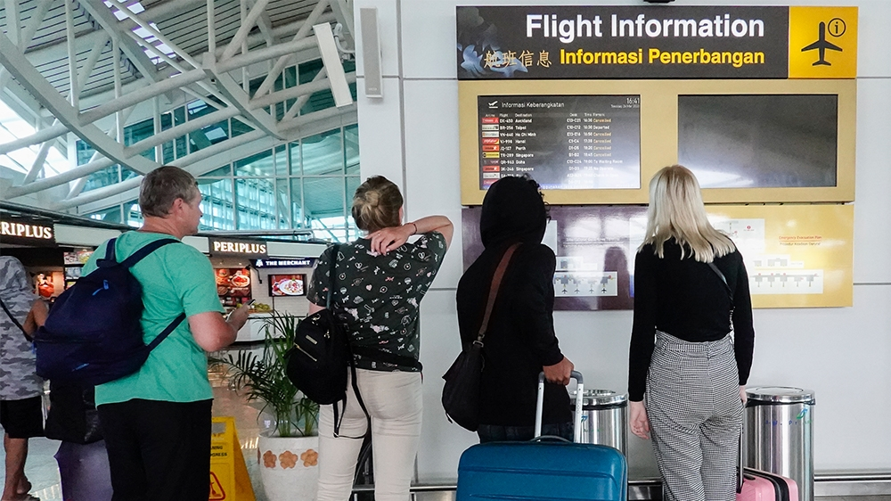 Coronavirus Shutdowns Leave Travellers Stuck In Airport Terminals Coronavirus Pandemic News Al Jazeera
