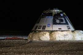 NASA is set to launch a new and deeper probe into what the space agency and Boeing should have done to prevent the CST-100 Starliner spacecraft from failing to meet key test milestones [File: Bill Ingalls/Reuters/NASA]