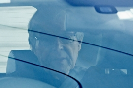 Cardinal George Pell leaves Barwon Prison on April 7, 2020 in Geelong, Australia [Quinn Rooney/Getty Images]