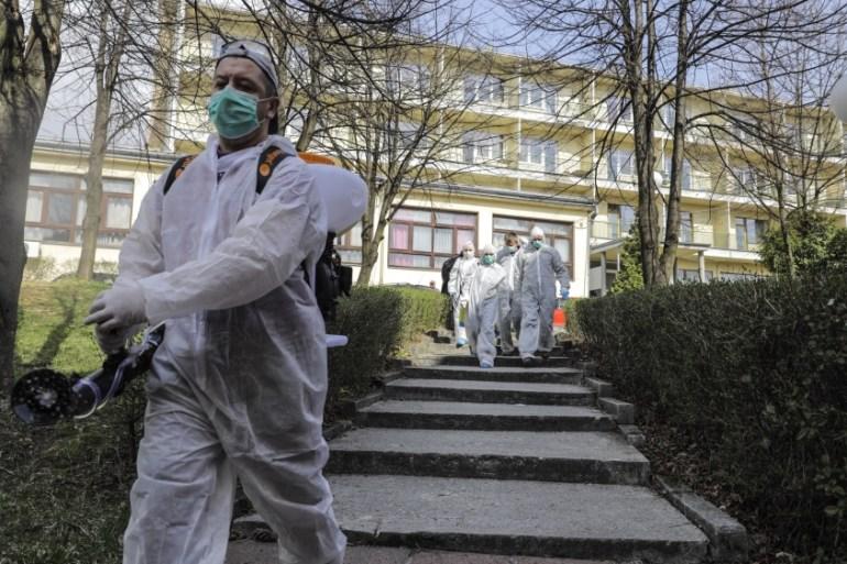 Bosnian returnees face delays, confusion over COVID-19 quarantine |  Coronavirus pandemic News | Al Jazeera