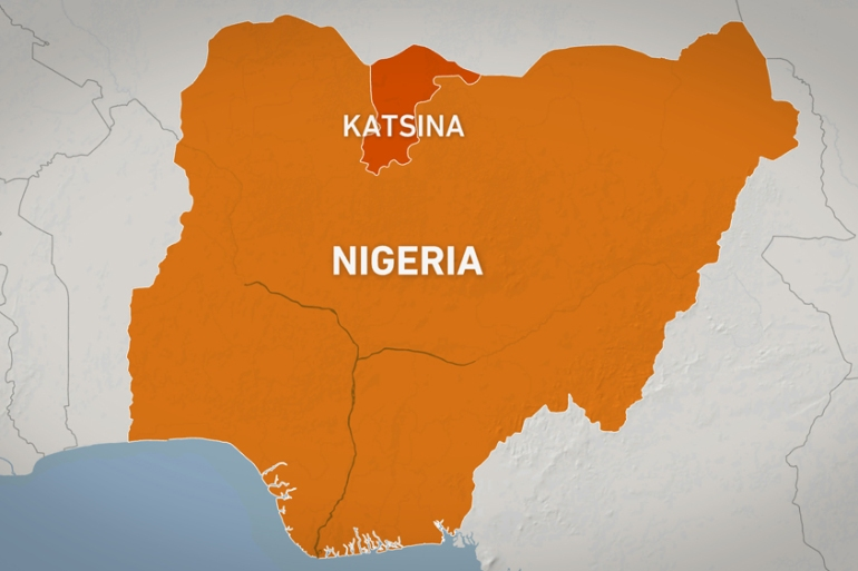 Katsina Police arrest three women concealing petrol in bags for bandits [VIDEO]
