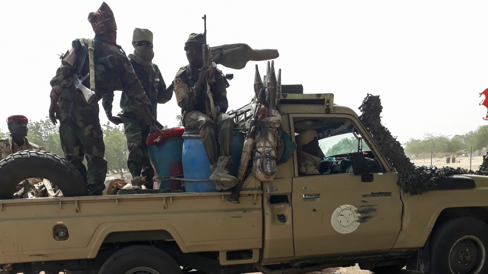 Chad military says it killed 300 rebels after attempted incursion