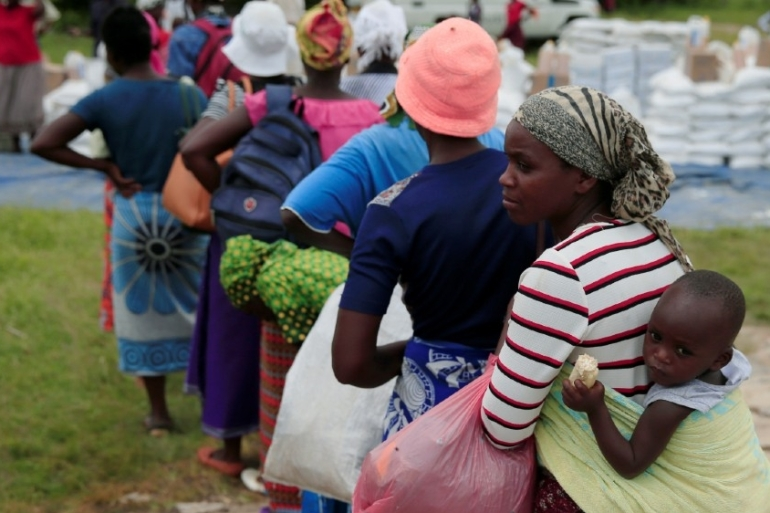 Zimbabwe is experiencing a deepening economic crisis characterised by high inflation of close to 700 percent [File: Philimon Bulawayo/Reuters]