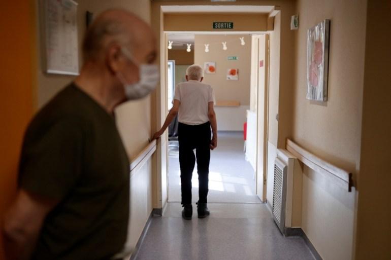 Coronavirus: Spotlight on hard-hit elderly homes as toll emerges | Europe |  Al Jazeera