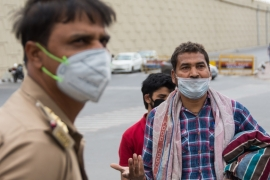 On Wednesday, India reached a grim milestone of more than 1,000 deaths from the coronavirus [Andalou]