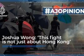 Joshua Wong: 'This fight is not just about Hong Kong' [Daylife]