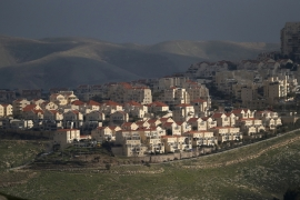 Palestinian officials and much of the international community view Israeli settlements as the main obstacle to a viable two-state solution [File: Ahmad Gharbali/AFP]