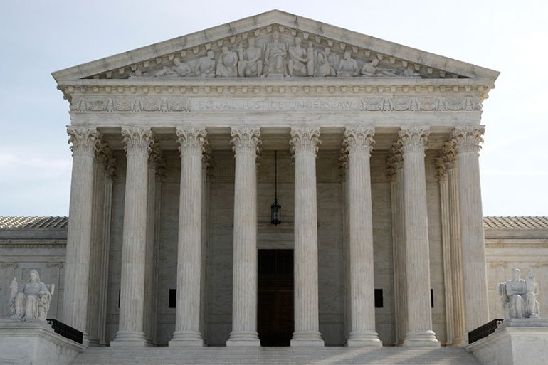 The Supreme Court of the United States in Washington, DC [Patrick Semansky/AP Photo]