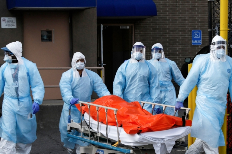 Coronavirus cases top 1 million with 50,000 deaths: Live updates | Coronavirus pandemic News | Al Jazeera
