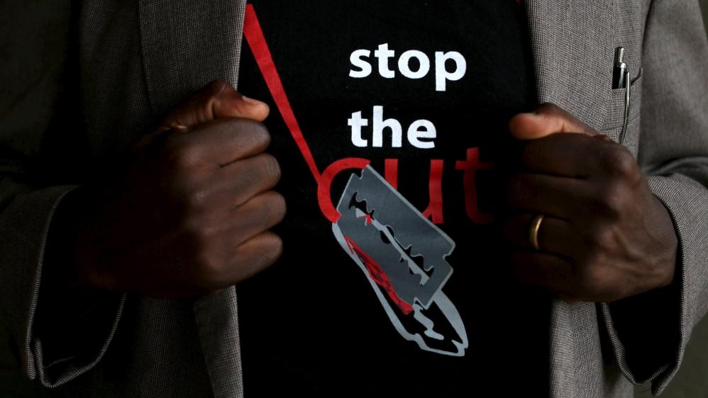 Sudan ratifies law criminalising female genital mutilation ...