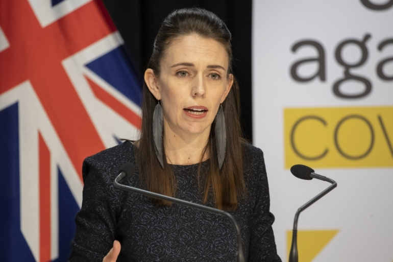 Nz Pm Takes 20 Percent Pay Cut As Coronavirus Hits Economy Business And Economy News Al Jazeera