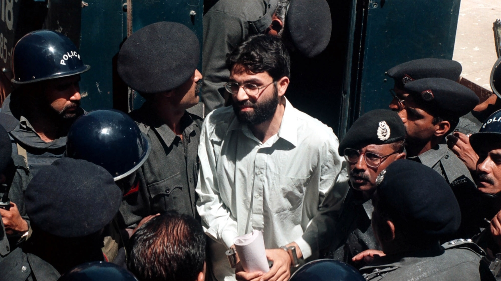 2021-02-02 10:24:45   Pakistan court orders release of Daniel Pearl murder 'mastermind'   Pakistan News