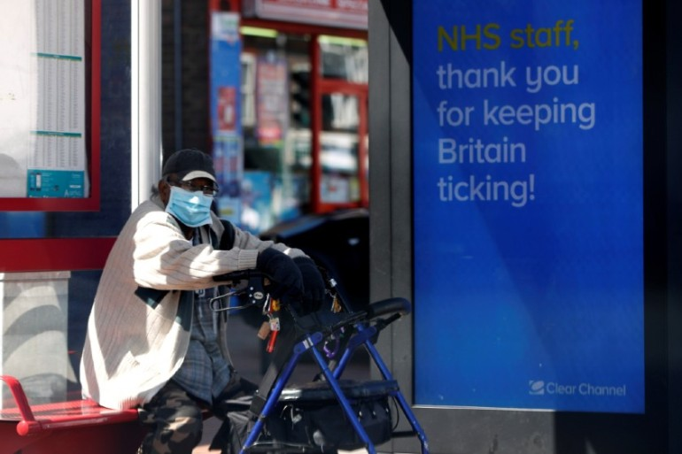The furlough plan is designed to help Britain's economy recover from the coronavirus lockdown once it is lifted [Paul Childs/Reuters]