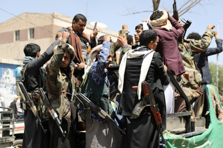 Violence has continued in several provinces, including Marib [Khaled Abdullah/Reuters]