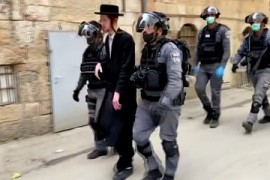 Israel's ultra-Orthodox communities 'ignoring' COVID-19 rules