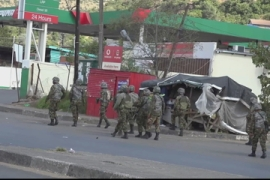 Lesotho deploys army to 'restore peace and order'