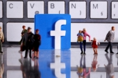 Facebook is among the Big Tech companies dubbed the 'frightful five', along with Google, Amazon, Apple and Microsoft [File: Reuters/Dado Ruvic]