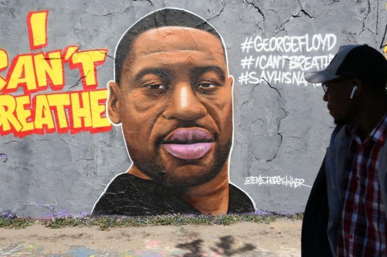 Remembering George Floyd: Devoted father, 'gentle giant'   Black Lives Matter News   Al Jazeera