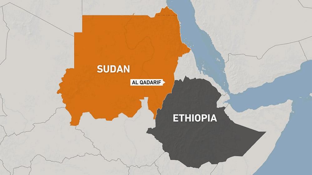 Ethiopians Including Army Soldiers Flee Escalating Conflict to Sudan