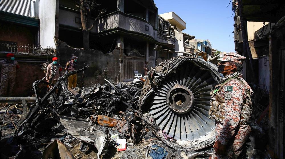 Pakistan Plane Crash That Killed 98 Blamed On Human Error Pakistan News Al Jazeera