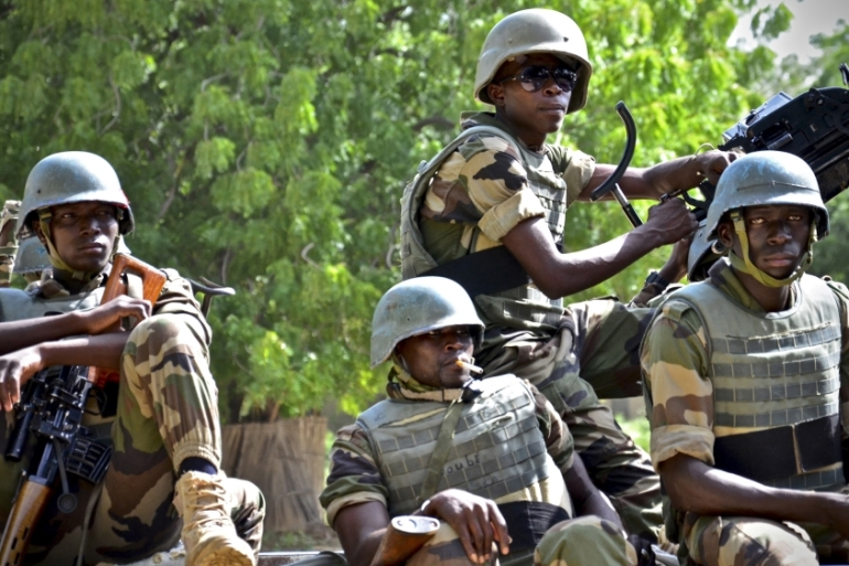 Fighters staged mass attacks on Niger's military in the Tillaberi region killing more than 70 in December 2019 and 89 in January 2020 [File: Warren Strobel/Reuters]