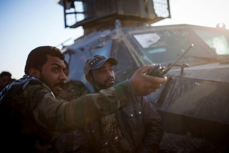 ISIL attacks against government forces in Iraq have been on the rise since April compared with previous months this year [File: Achilleas Zavallis/AFP]