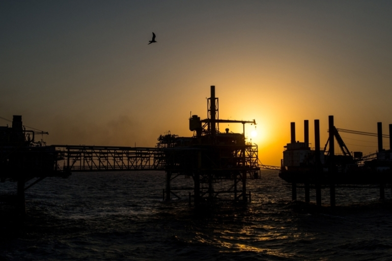 The oil-rich Persian Gulf is facing a prolonged downturn as the coronavirus pandemic and a historic crash in oil prices add to pressure on already strained finances [File: Bloomberg]