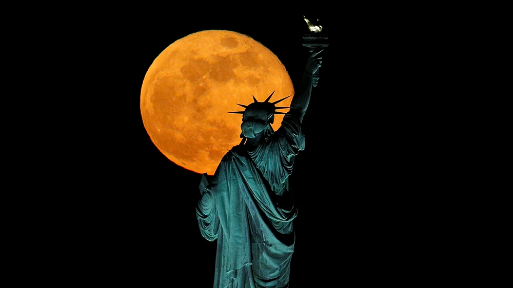 Moon rising: 8 nations sign lunar settlements exploration pact – Aljazeera.com