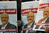 Saudi journalist Jamal Khashoggi was killed on October 2, 2018, after he went to the Saudi consulate in Istanbul to retrieve documents for his marriage [File: Lefteris Pitarakis/AP Photo]